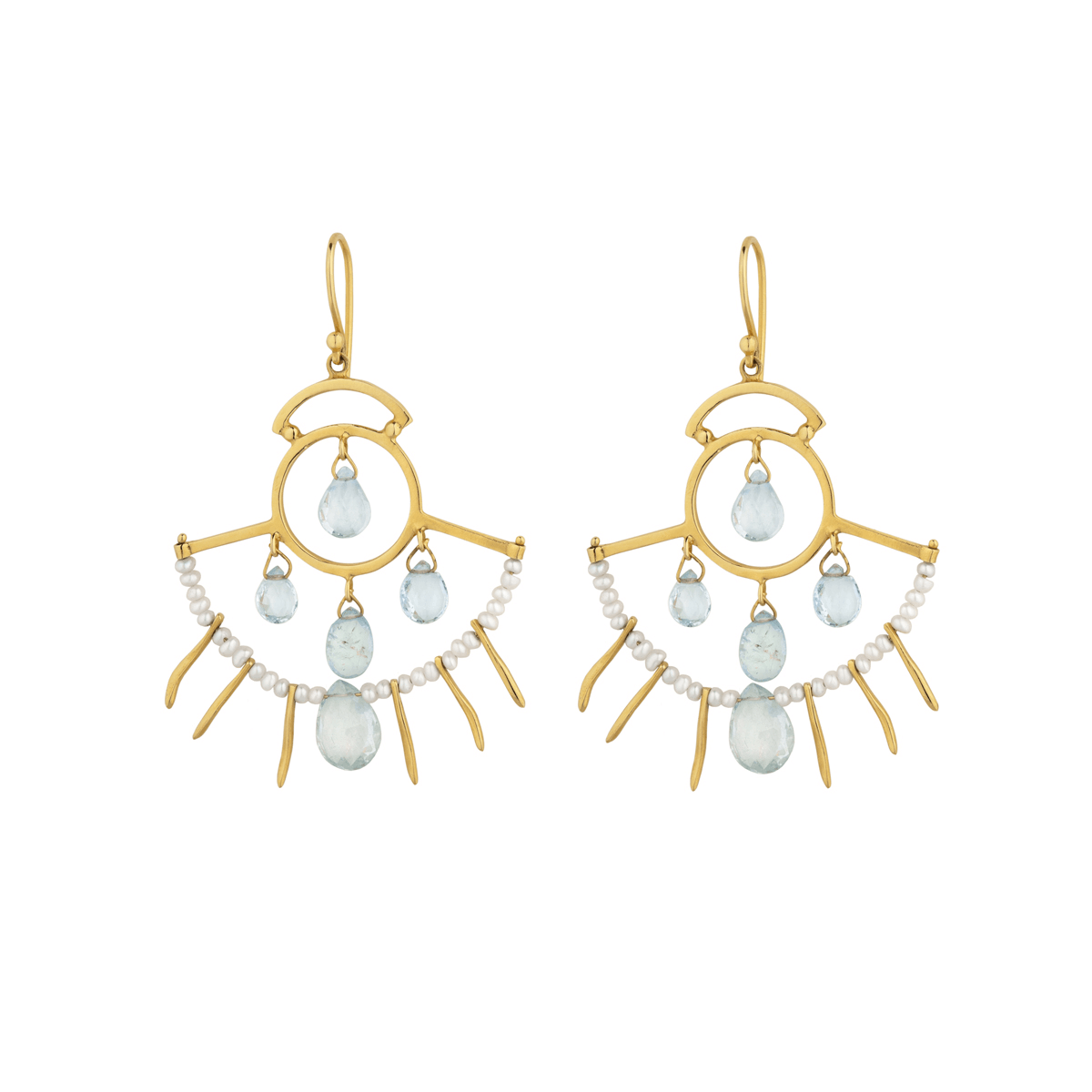 VE001 - Rain Earrings
